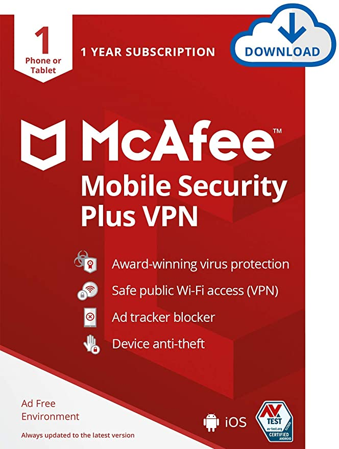 30 off mcafee mobile security plus for android